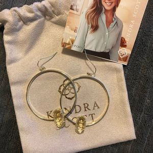 Elora Kendra Scott Earrings